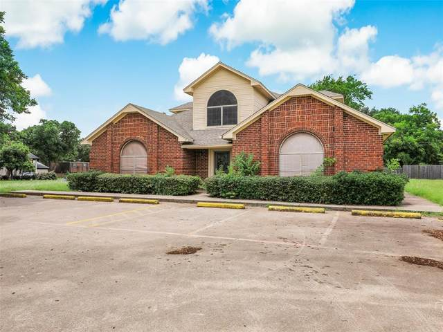 3401 Booth Calloway Road, Richland Hills, TX 76118 (MLS #14613753) :: The Hornburg Real Estate Group