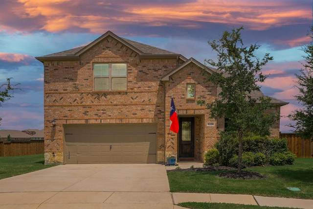 1220 Uplands Drive, Northlake, TX 76226 (MLS #14613755) :: The Krissy Mireles Team