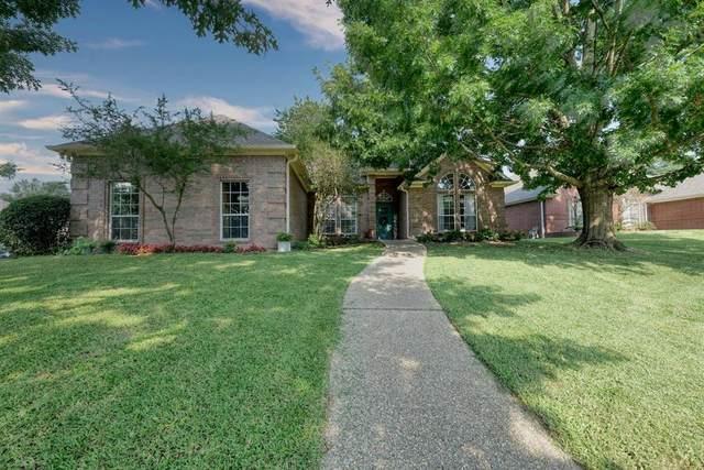 5731 Thomas Nelson Drive, Tyler, TX 75707 (MLS #14613759) :: 1st Choice Realty