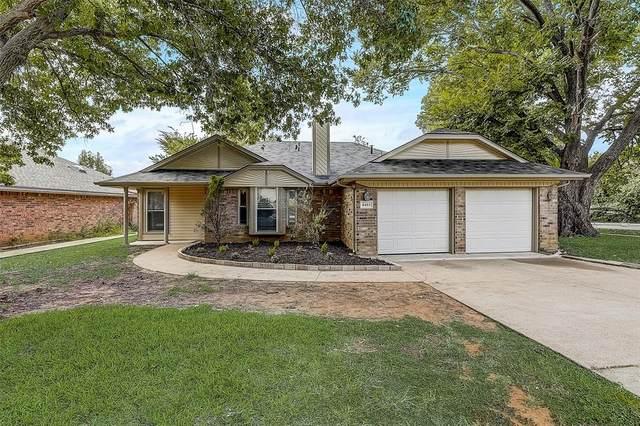 6401 Springfield Drive, Arlington, TX 76016 (MLS #14613793) :: Real Estate By Design