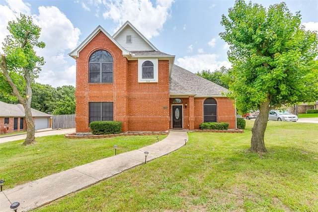 200 Ruth Court, Kennedale, TX 76060 (MLS #14613831) :: The Chad Smith Team