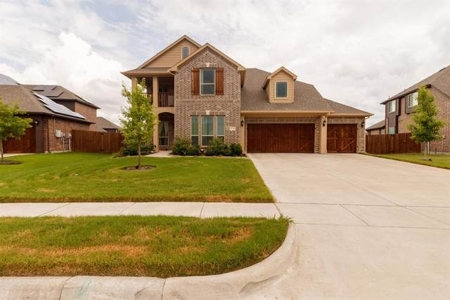 6144 Hagan Hill Parkway, Mesquite, TX 75181 (MLS #14613848) :: Real Estate By Design