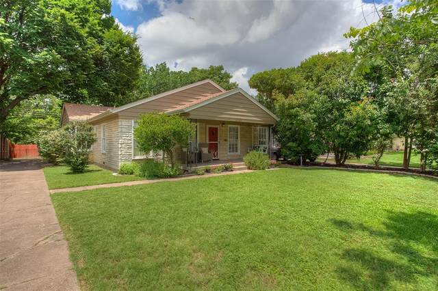 2724 Ryan Place Drive, Fort Worth, TX 76110 (MLS #14613928) :: The Mitchell Group
