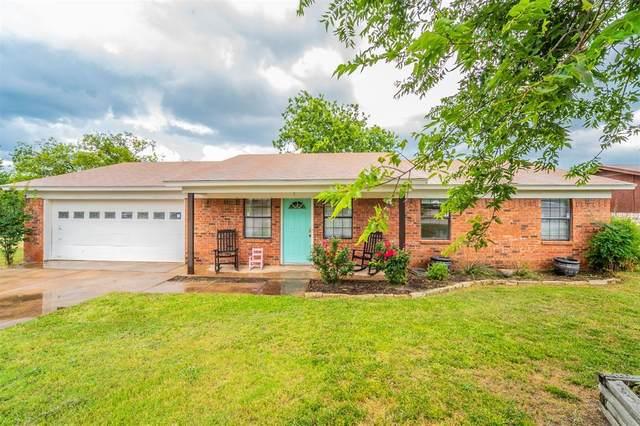 1214 Van Winkle Street, Weatherford, TX 76086 (MLS #14613947) :: Rafter H Realty
