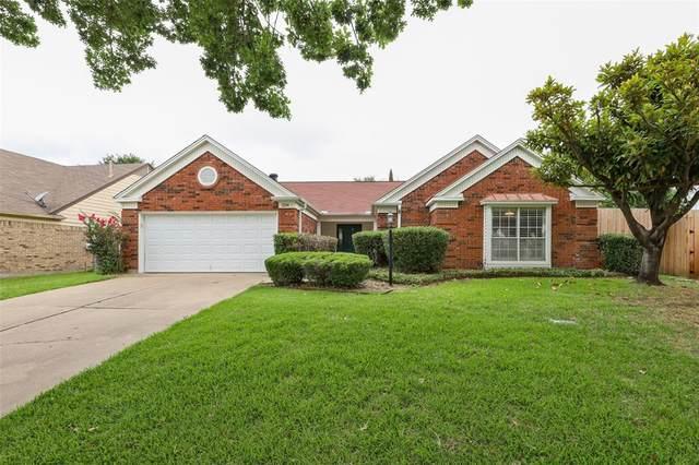 224 Commonwealth Circle, Grand Prairie, TX 75052 (MLS #14614022) :: Real Estate By Design