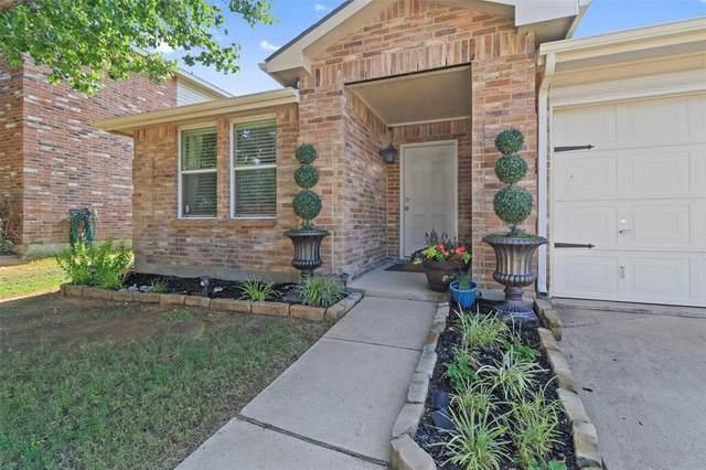 16600 Jasmine Springs Drive, Fort Worth, TX 76247 (MLS #14614065) :: The Mauelshagen Group