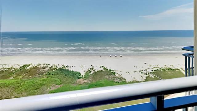 801 E Beach Drive Bc2006, Galveston, TX 77550 (MLS #14614067) :: Real Estate By Design