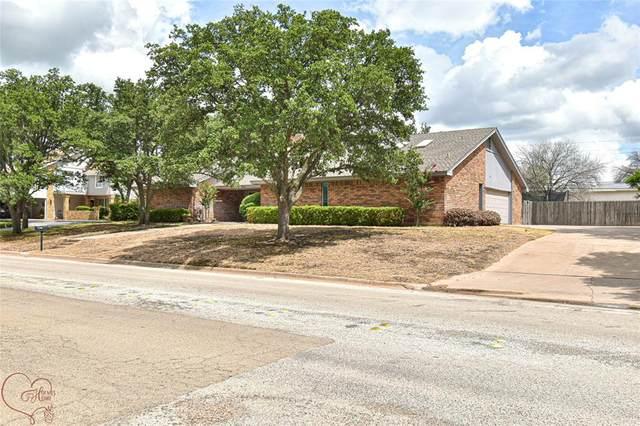 2942 Woodlake Drive, Abilene, TX 79606 (MLS #14614105) :: The Juli Black Team