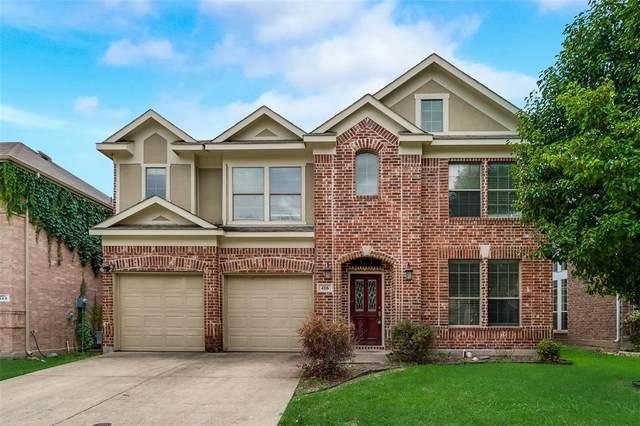 416 Cypress Hill Drive, Mckinney, TX 75071 (MLS #14614129) :: Rafter H Realty