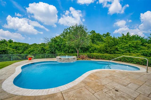 3681 Spicewood Drive, Prosper, TX 75078 (MLS #14614134) :: Wood Real Estate Group