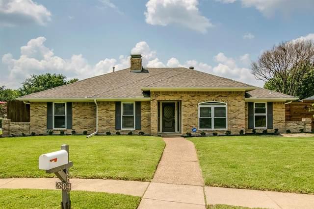 2804 La Quinta Drive, Plano, TX 75023 (MLS #14614171) :: Real Estate By Design
