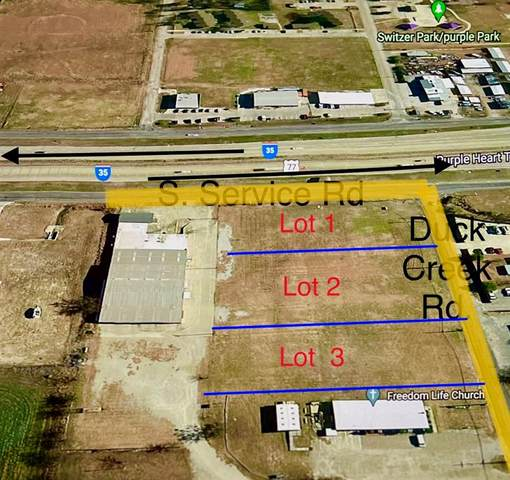 LOT 1 I-35 S Frontage Rd. Street S, Sanger, TX 76266 (MLS #14614332) :: Real Estate By Design