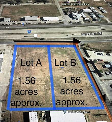 LOT B I-35 S Frontage Rd. Street S, Sanger, TX 76266 (MLS #14614345) :: Real Estate By Design
