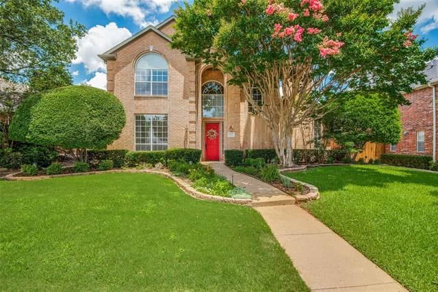 3627 Eden Drive, Dallas, TX 75287 (MLS #14614373) :: Real Estate By Design