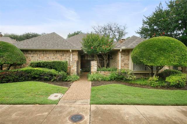 14328 Regency Place, Dallas, TX 75254 (MLS #14614375) :: Rafter H Realty