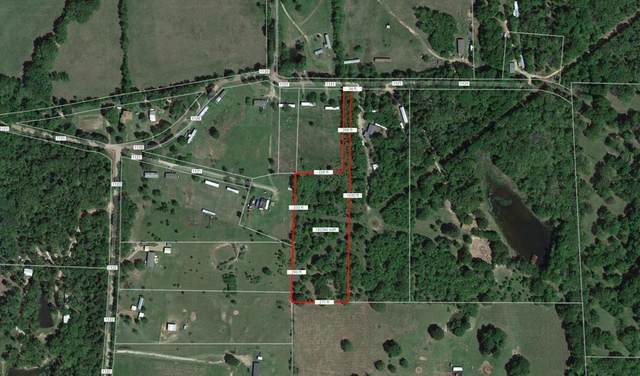 4.5 ac County Road 1121, Athens, TX 75751 (MLS #14614384) :: Real Estate By Design