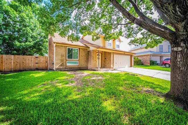 1507 Waxwing Court, Arlington, TX 76018 (MLS #14614404) :: Rafter H Realty
