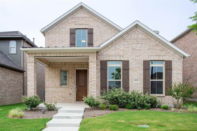 2618 Westbank Trail, Garland, TX 75042 (MLS #14614580) :: The Mitchell Group