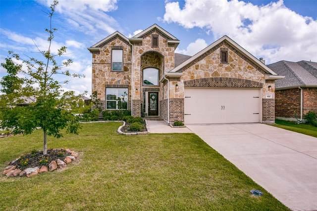 403 George Drive, Fate, TX 75189 (MLS #14614641) :: Maegan Brest   Keller Williams Realty