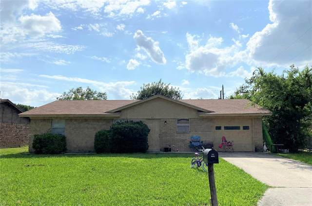 1405 Noel Drive, Gainesville, TX 76240 (MLS #14614666) :: The Chad Smith Team