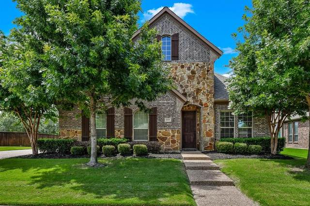 1155 Sunlight Drive, Flower Mound, TX 75028 (MLS #14614671) :: 1st Choice Realty