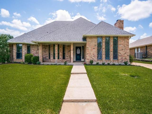 3101 Trail Lake Drive, Grapevine, TX 76051 (MLS #14614679) :: The Star Team | JP & Associates Realtors