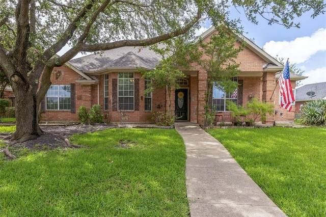 7134 Harlan Drive, Rockwall, TX 75087 (MLS #14614725) :: Real Estate By Design