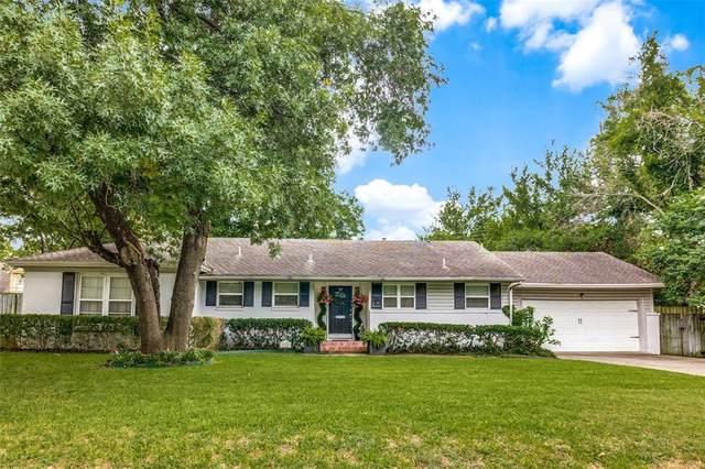 6724 Walnut Hill Lane, Dallas, TX 75230 (MLS #14614756) :: Wood Real Estate Group