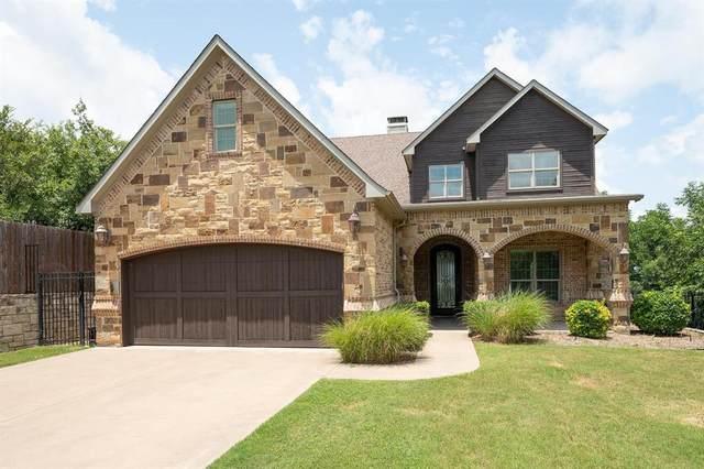 310 Siesta Court, Granbury, TX 76048 (MLS #14614872) :: Real Estate By Design