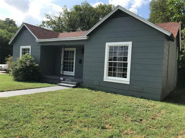 1201 E Mulkey Street, Fort Worth, TX 76104 (MLS #14614895) :: The Mitchell Group