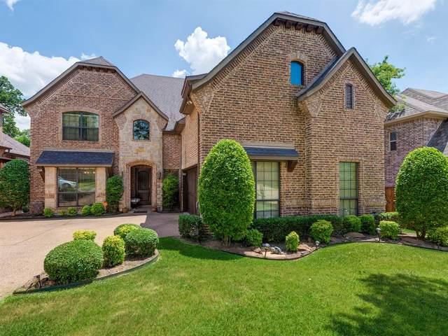 308 Thistle Ridge, Denton, TX 76210 (MLS #14614914) :: Real Estate By Design