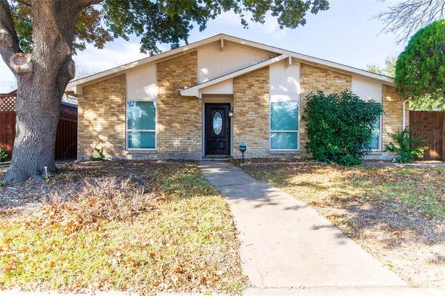 5045 S Colony Boulevard, The Colony, TX 75056 (MLS #14614944) :: Real Estate By Design