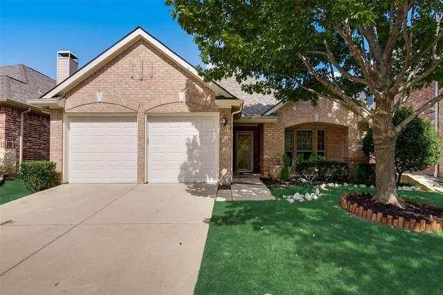 1590 Meadows Avenue, Lantana, TX 76226 (MLS #14614999) :: The Chad Smith Team