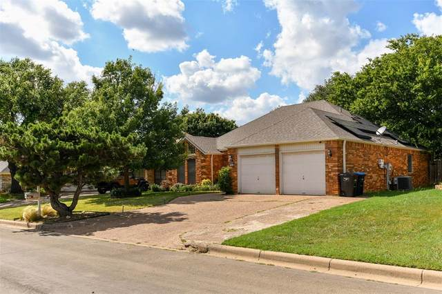 4920 Barberry Drive, Fort Worth, TX 76133 (MLS #14615031) :: Wood Real Estate Group