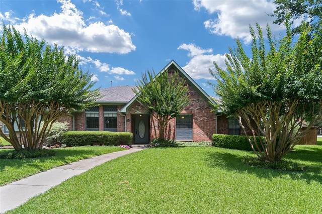 6317 Telluride Lane, Dallas, TX 75252 (MLS #14615053) :: Wood Real Estate Group