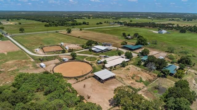 4145 N Fm 113, Weatherford, TX 76088 (MLS #14615076) :: Real Estate By Design