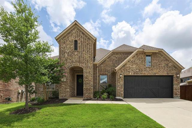 3905 Applewood Lane, Northlake, TX 76226 (MLS #14615151) :: The Krissy Mireles Team