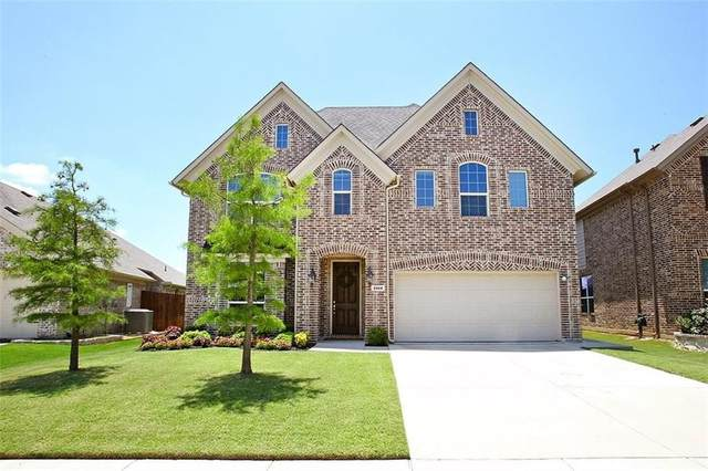 2468 Ranchview Drive, Little Elm, TX 75068 (MLS #14615250) :: The Mauelshagen Group