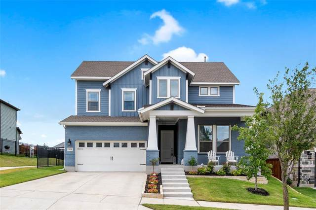 2020 Barbette Street, Aledo, TX 76008 (MLS #14615256) :: Wood Real Estate Group