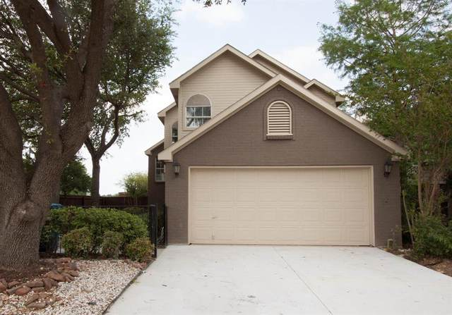 2332 Lakeshore Drive, Flower Mound, TX 75028 (MLS #14615335) :: The Krissy Mireles Team