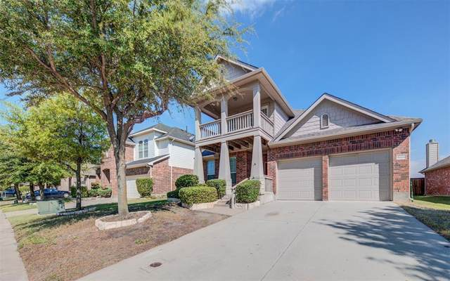 5904 Silver Buckle Drive, Mckinney, TX 75070 (MLS #14615375) :: Rafter H Realty