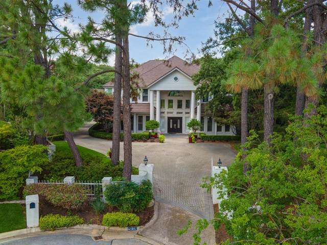 4104 Trail Bend Court, Colleyville, TX 76034 (MLS #14615393) :: Front Real Estate Co.