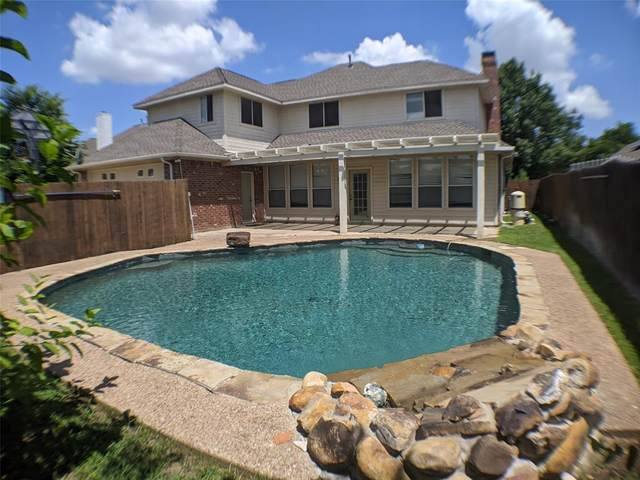 1205 Cambridge Drive, Carrollton, TX 75007 (MLS #14615413) :: Real Estate By Design