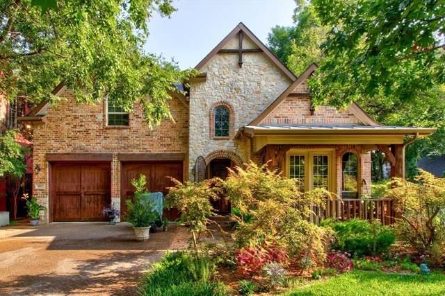 5807 Velasco Avenue, Dallas, TX 75206 (MLS #14615489) :: RE/MAX Landmark
