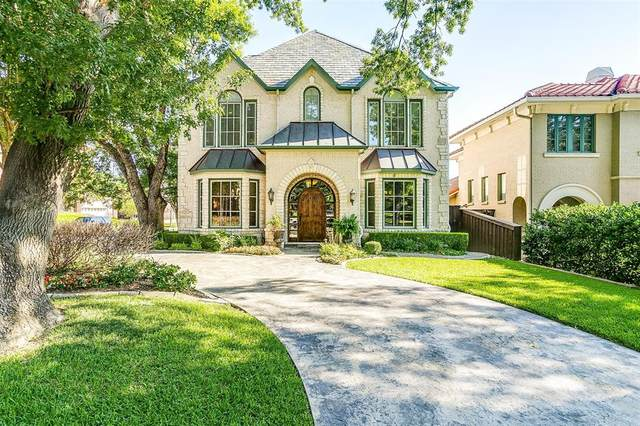 4074 Clarke Avenue, Fort Worth, TX 76107 (MLS #14615493) :: Wood Real Estate Group
