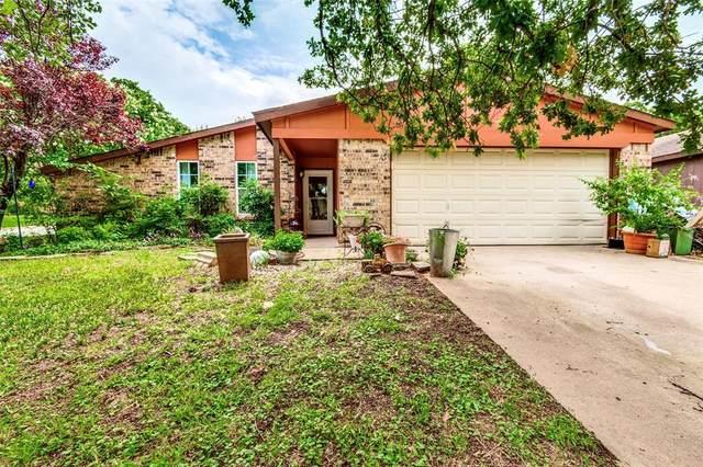 4701 Crestmont Court, Arlington, TX 76017 (MLS #14615498) :: Real Estate By Design