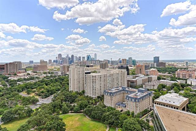 3401 Lee Parkway #503, Dallas, TX 75219 (MLS #14615505) :: Robbins Real Estate Group