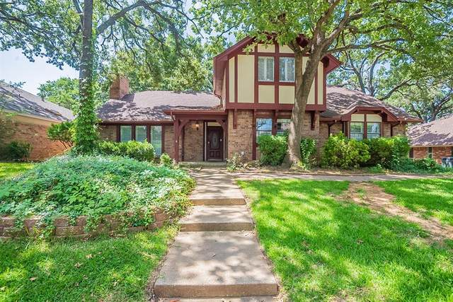 4006 Woodcastle Court, Arlington, TX 76016 (MLS #14615519) :: Real Estate By Design