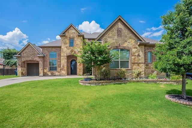 4905 Flusche Court, Fort Worth, TX 76244 (MLS #14615540) :: The Chad Smith Team