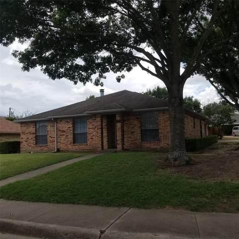 520 Crane Circle, Desoto, TX 75115 (MLS #14615566) :: The Russell-Rose Team